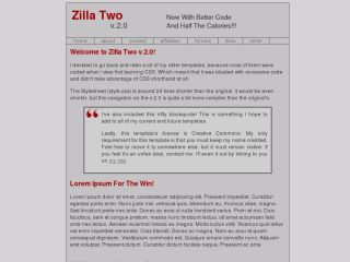 Zilla Two 2.0