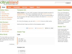 Citrus Island