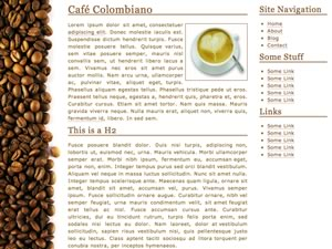 Cafe Colombiano