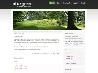 PixelGreen