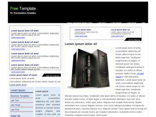 Adsense Ready CSS Template 011