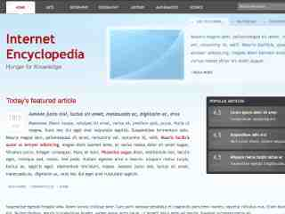 Internet Encyclopedia