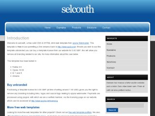 selcouth