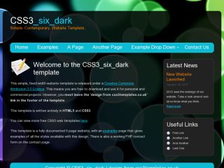 CSS3_six_dark