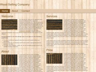 Wood Selling Company