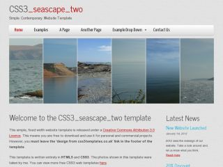 CSS3_seascape_two